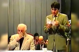 Fethullah Gülen videosu olay! Bunlar kafayı yemiş