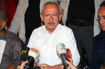Kılıçdaroğlu: 'Bu bir parti yürüyüşü değil Adalet Yürüyüşü'