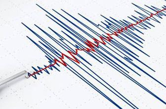 Ege'de korkutan deprem! İstanbul'dan hissedildi!