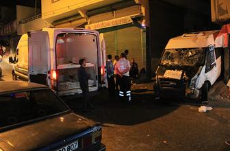 Gaziantep'te minibüs dehşeti: Çok sayıda ölü ve yaralı var!
