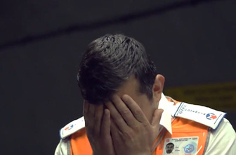 Metroda 'Babalar Günü'nde ağlatan sürpriz