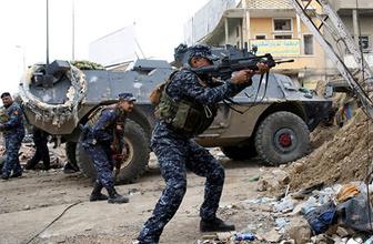 Musul'da operasyon başladı! 10 bomba yüklü araçla...