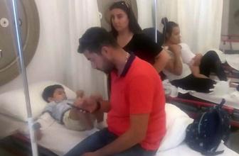Aydın'da anaokulundaki 56 çocuk yemekten zehirlendi