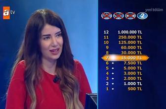 Kim Milyoner Olmak İster yarışmacısının hayali 'pes' dedirtti!