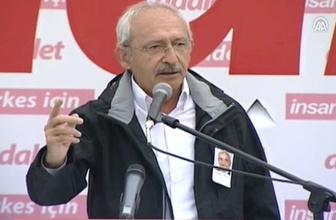 CHP Lideri Kemal Kılıçdaroğlu'ndan zehir zemberek sözler