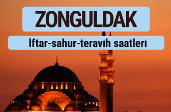 Zonguldak iftar ve sahur vakti ile teravih saatleri