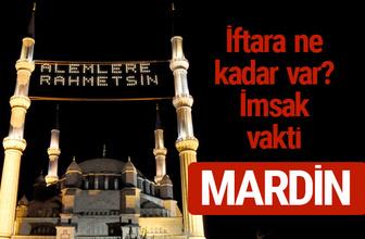 Mardin iftar saatleri 2017 sahur ezan imsak vakti