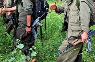 PKK'lılar ardına bakmadan kaçtı büyük korku