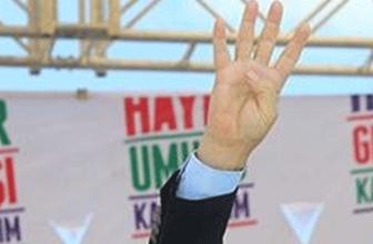Ahmet Hakan'dan Kılıçdaroğlu'na olay Rabia yanıtı