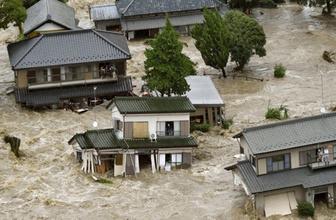 Japonya'da 500 kişinin dış dünyayla bağlantısı kesildi