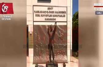 Şehit Ömer Halisdemir Anıtı