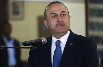 Çavuşoğlu Rumlara resti çekti