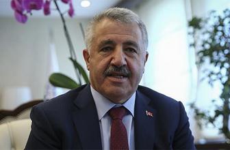 Bakan Arslan müjdeyi verdi: Yasak kalkıyor