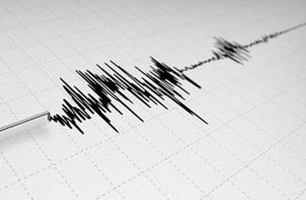 En son depremler Manisa 4 şiddetinde sallandı