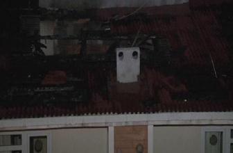 İstanbul'da yangın çok sayıda itfaiye ekibi geldi