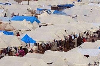 Mülteci kampına bombalı saldırı çok sayıda kişi hayatını kaybetti