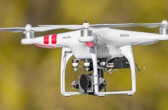 'Drone' destekli uyuşturucu operasyonu