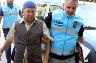 Samsun'da kızları taciz eden üfürükçü için karar çıktı