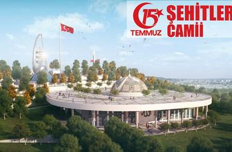 15 Temmuz Şehitler Camiisi Çamlık'ta Yükselecek