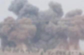 Tunceli'de çatışma çıktı bomba yağdırılıyor