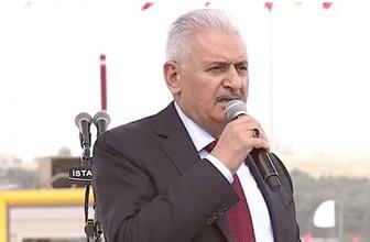 Başbakan Yıldırım: Yürüyüşün Kılıçdaroğlu'na faydası oldu o da...