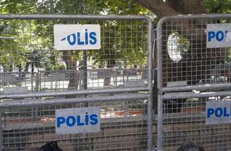 İstanbul'da HDP için yoğun güvenlik önlemi