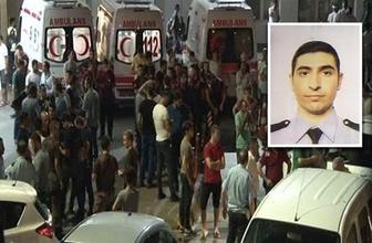 Polisin şehit edildiği saldırıyla ilgili başsavcılıktan açıklama