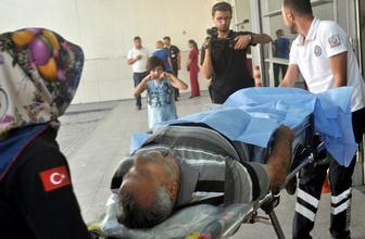 Kadın işçi tacizci şoförü bıçakladı