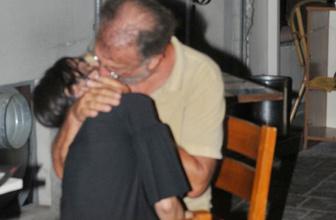 Tamer Levent'in ateşli öpüşme fotoğrafı! 66 yaşında ve...