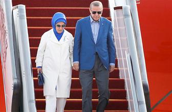 Cumhurbaşkanı Erdoğan'ın en çok ziyaret ettiği ülke