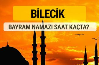 Bilecik Kurban bayramı namazı saati - 2017