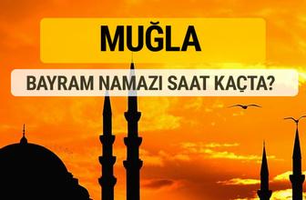 Muğla Kurban bayramı namazı saati - 2017