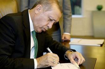 Cumhurbaşkanı Erdoğan bir ilke imza attı!