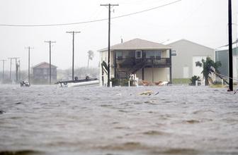ABD'de kasırga sonrası sel felaketi! 40'tan fazla...