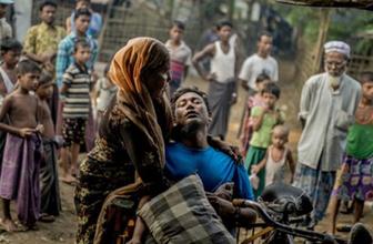 Myanmar'daki çatışmalarda acı bilanço
