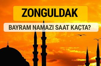 Zonguldak Kurban bayramı namazı saati - 2017