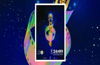 24. Uluslararası Adana Film Festivali afişi hazır