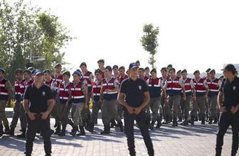 Erdoğan'a suikast davasında olay çıktı çevik kuvvet salona girdi