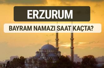 Erzurum bayram namazı saat kaçta 2017 ezan vakti