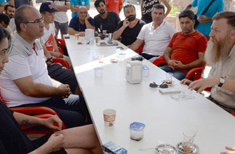 CHP'li vekil 'militan yetişiyor' dediği o kampa girdi büyük tartışma çıktı