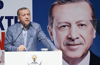 Erdoğan: Genel Başkan olarak bu konuda kararlıyım