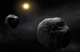 Güneş Sistemi'ndeki en eski asteroid ailesi keşfedildi!