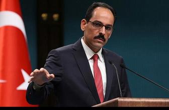 Cumhurbaşkanlığı Sözcüsü Kalın'dan Arakan açıklaması