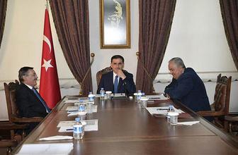 Erdoğan talimat verdi! Gökçek ve ODTÜ yönetimi aynı masada