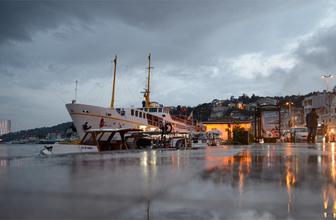AKOM uyardı İstanbul hava durumu dolu var var mı?
