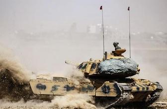 Tankların namluları Kuzey Irak'a döndü müdahale hazırlığı!