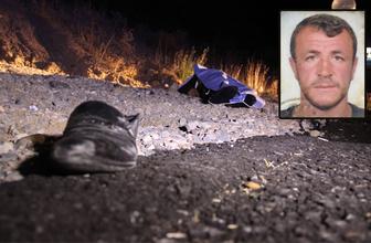 Konya'da minibüsün çarptığı yaya öldü