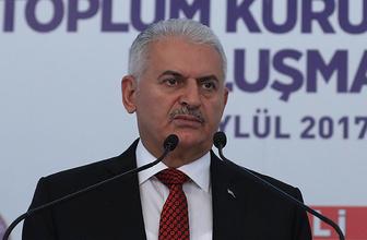 Başbakan Yıldırım'dan yüzde 40 MTV zammı eleştirilerine yanıt