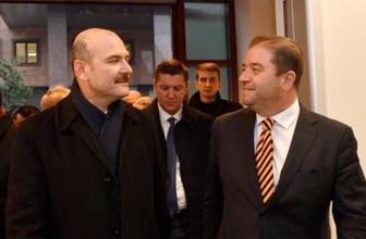 CHP'li başkanın Süleyman Soylu paylaşımına destek