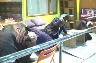 Başbakan Yardımcıları Akdağ ve Çavuşoğlu deprem similasyonu eğitimine katıldı